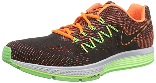 Nike Air Zoom Vomero 10 Mens Scarpe Da Corsa Total Orange / Black-fantasma Green-voltage Green