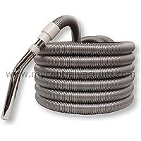 Standard Crushproof Central Vacuum Hose, 35 Foot