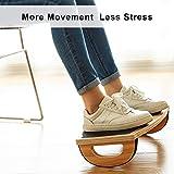 StrongTek Foot Rest Under Desk, Desk