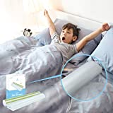 Portable Bed Rail for Toddlers - Inflatable Baby Bumper 2-Pack: more info