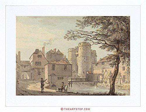 Canterbury Framed - 2