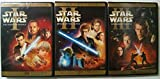 Star Wars Prequel Trilogy Episode I, II, III (6 Disc Widescreen)