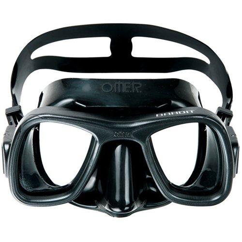 OMER Exclusive - Mirror Lens Bandit Mask