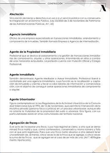 Diccionario Ilustrado Inmobiliaria y Construcción: Amazon.es: Ángel Martín Lechuga, Mª Cristina Alonso Cuesta: Libros