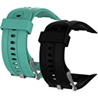 Meiruo Replacement Band for Garmin Forerunner 10/Garmin Forerunner 15, Wristband Strap for Garmin Forerunner 10/Garmin Forerunner 15