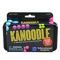 Conocimientos educativos Kanoodle: juego de solitario y retorcido de cerebro