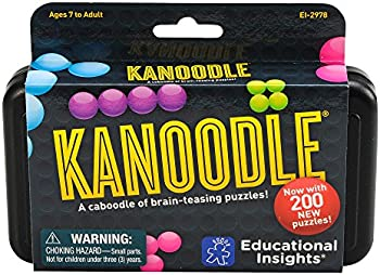 Educational Insights Kanoodle Brain Twisting Solitaire Game