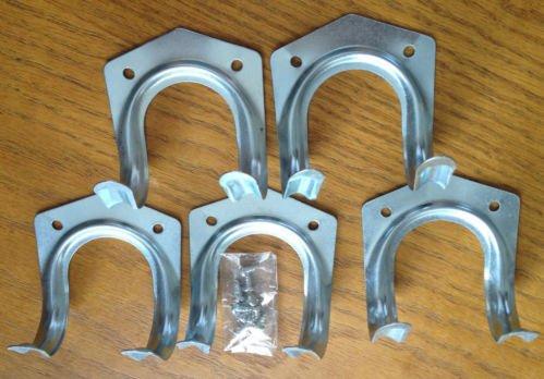 5Pc Tool Hook Set Hang Hanger Hanging Garden Tools SystemsEleven