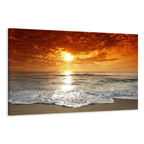 """Framed Pictures on canvas length 31,5"""" height 24"""" Nr 4038 be"""