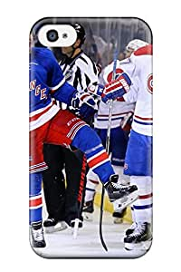 High Quality NnUkuxS7272NaMbs New York Rangers Hockey Nhl (12) Tpu Case For Iphone 4/4s