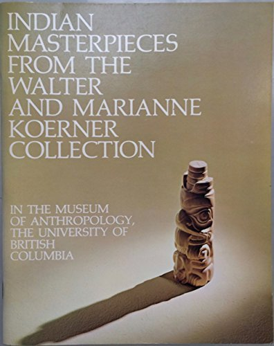 Indian Masterpieces from the Walter and Marianne Koerner for sale  Delivered anywhere in USA