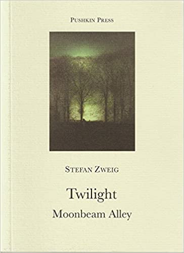 Twilight and Moonbeam Alley (Pushkin Collection) by Zweig, Stefan Hardback Book