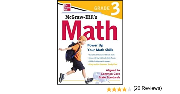 Mcgraw hill math grade 3 mcgraw hill education 9780071775625 mcgraw hill math grade 3 mcgraw hill education 9780071775625 amazon books fandeluxe Image collections