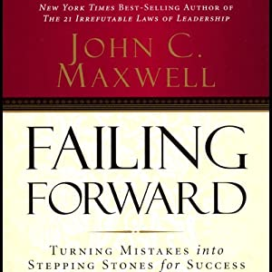 Failing Forward Audiobook