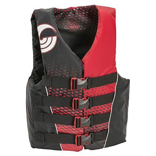 Buckle Nylon Mens Vest 4 - CWB Connelly Nylon 4-Buckle Vest, 4X-Large (56