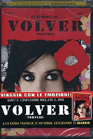Volver - Tornare + Guida National Geographic Madrid Dvd+ ...