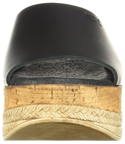 Musse Black Sandal amp; Nappa Wedge Cloud Women's Lyly rrwAHq