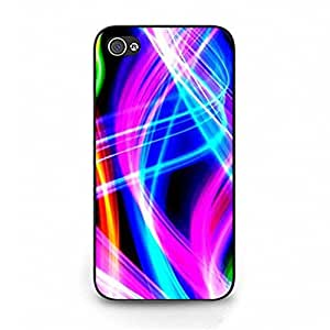 iPhone 4/4s Elegance 3D Phone Case Fresh And Bright Design Cover Back Snap on iPhone 4/4s Drop Resistance Protective Mobile Shell