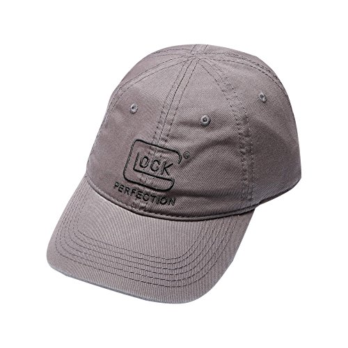 GLOCK Perfection OEM Unstructured Chino Baseball Cap Hat