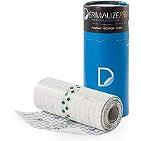 Dermalize Pro Tattoo Bandage en 6 pulgadas x 10.9 yarda / 10 metros Roll adhesivo transparente antibacteriano