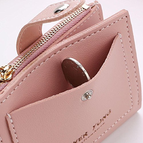 ShenPr Wallet Letters Clearance Pink Purse Handbag Card Holders Zipper Women Coin Short Tassel rxqrU6gwZY