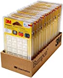 3M Bumpon sj5323bl elástico búfer, Transparente (24unidades)