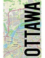Ottawa: 6x9 blank lined journal
