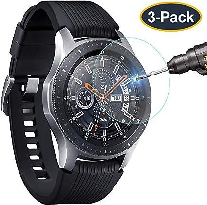 Amazon.com: Protector de pantalla Gear S3.: ATOMTECH