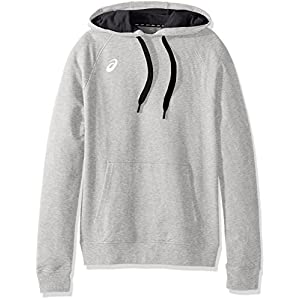 ASICS All Sport Hoody, Heather Grey, X-Large