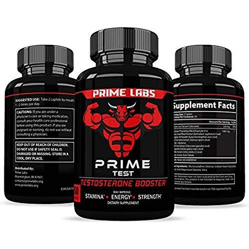 Amazon.com: Prime Labs, potenciador de testosterona para ...