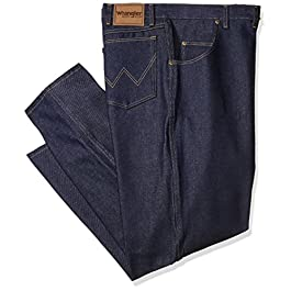 Wrangler Men's Big-Tall Big and Tall Rigid Rugged Wear Relaxed Fit Jean