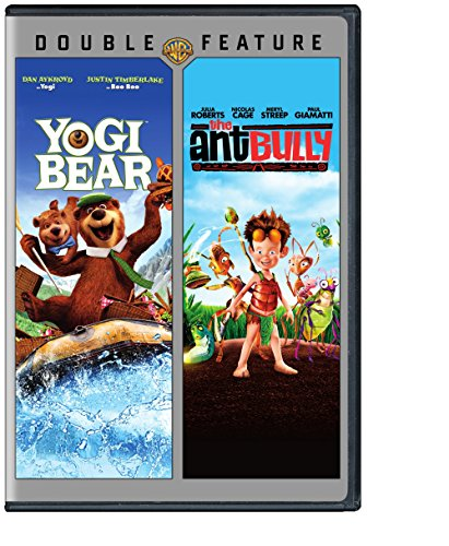 DVD : Yogi Bear / Ant Bully (Eco Amaray Case)