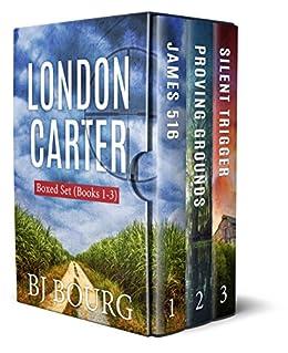 London Carter Boxed Set Books ebook product image