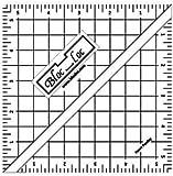 Bloc Loc - Half Square Acrylic Triangle