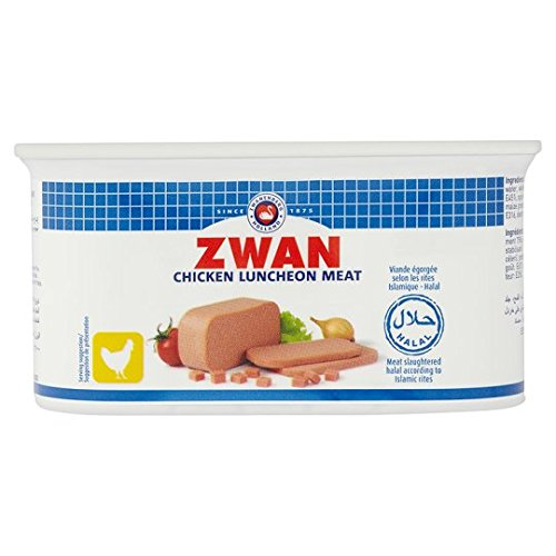 Zwan Luncheon Halal Meat, Chicken, 29.5 Ounce