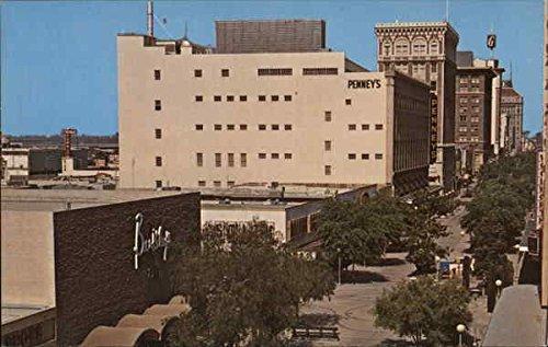 Fresno's Mall Fresno, California Original Vintage - Fresno California Mall