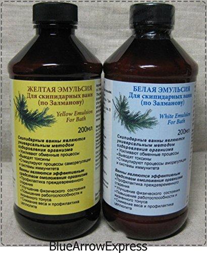 bluearrowexpresstm-white-bath-turpentine-rejuvenating-emulsion-by-dr-zalmanov-8-fl-oz-236-ml