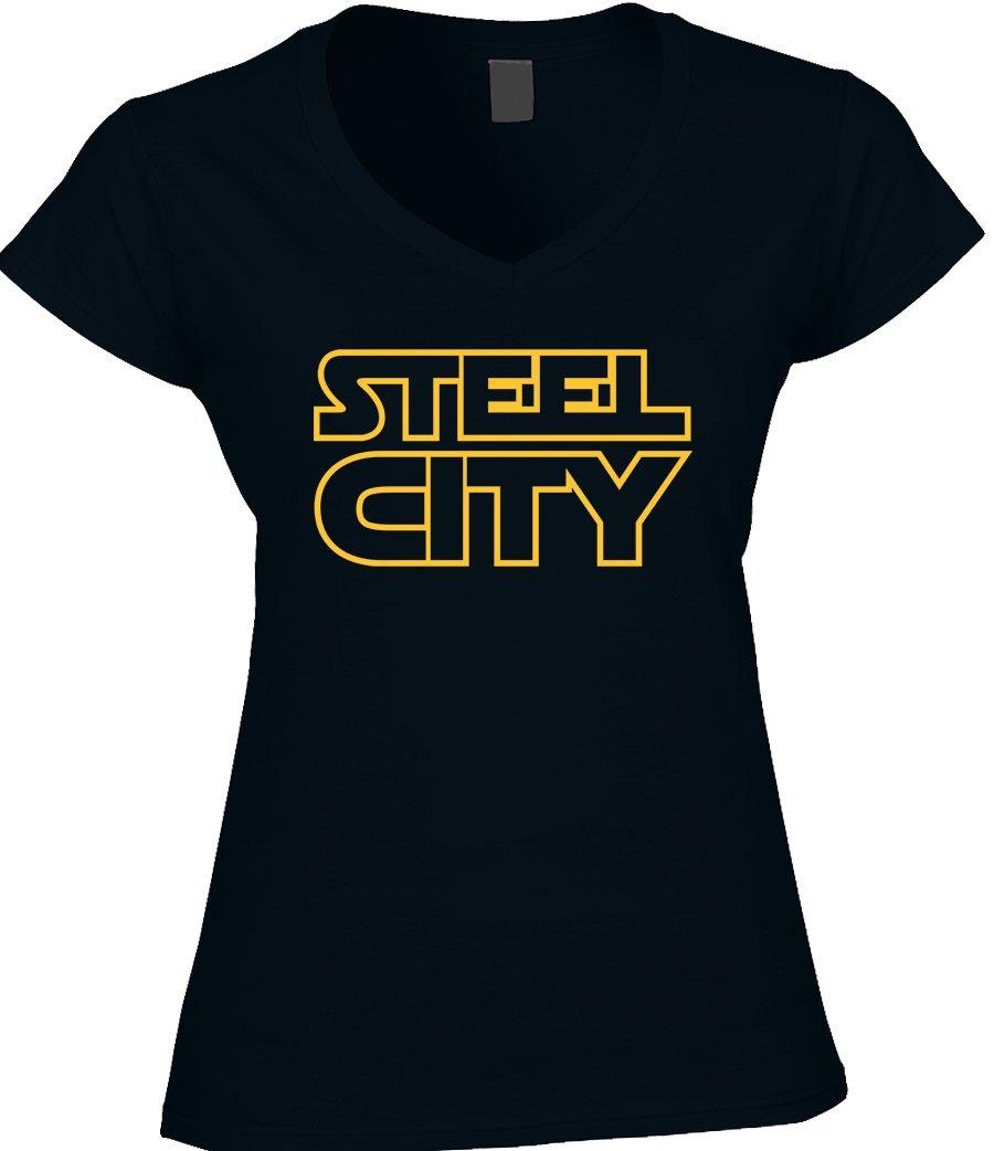 America S Finest Apparel Pittsburgh Steel City Shirt 1327