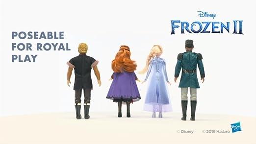 Amazon.com: Disney Frozen Kristoff Fashion Doll with Brown ...