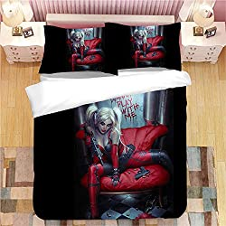 51Xag86OLpL._AC_UL250_SR250,250_ Harley Quinn Bed Sets