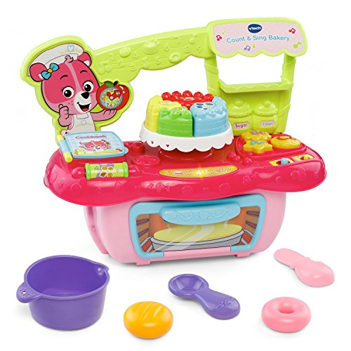VTech Early Education Toy Count & Sing Bakery Playset Music Toy for Kids -  VTech Toys