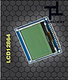 1 pcs Taida LCD Screen LCD Display128 64 Serial Parallel