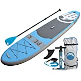 PEAK Inflatable Stand Up Paddle Boards Complete SUP Package