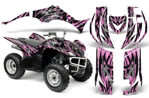 CreatorX Yamaha Wolverine Graphics Kit Decals Bolt Thrower Pink Lite -  CXAMZ005226