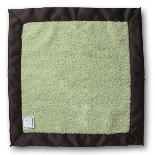 SwaddleDesigns Lovie Security Blanket Satin