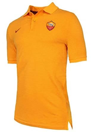 Nike M NSW GSP Pq Aut Polo Manga Corta AS Roma, Hombre: Amazon.es ...