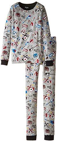 Hatley Little Pajama Overall Rock