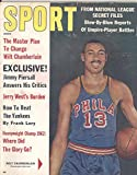 img - for Sport Magazine March 1962 (Wilt Chamberlain on Cover) book / textbook / text book