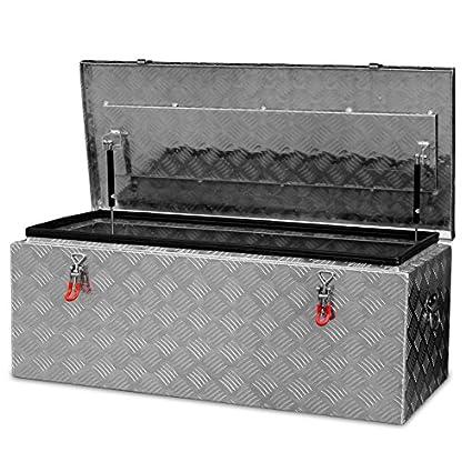 Caja de aluminio caja de recogida caja de superficie Caja de aluminio caja de herramientas Dibujar