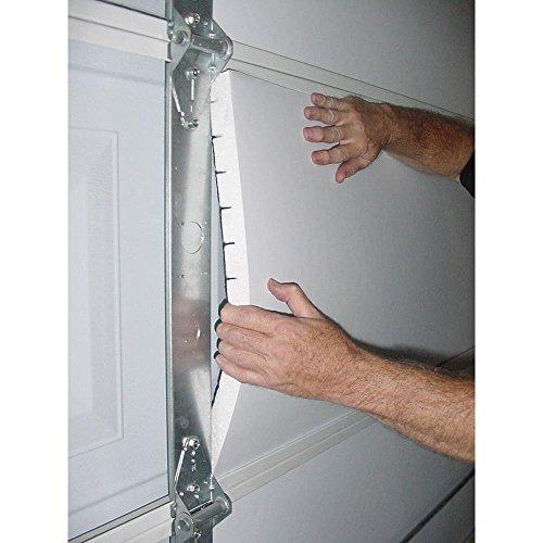 Garage Door Insulation Kit (8-Piece)